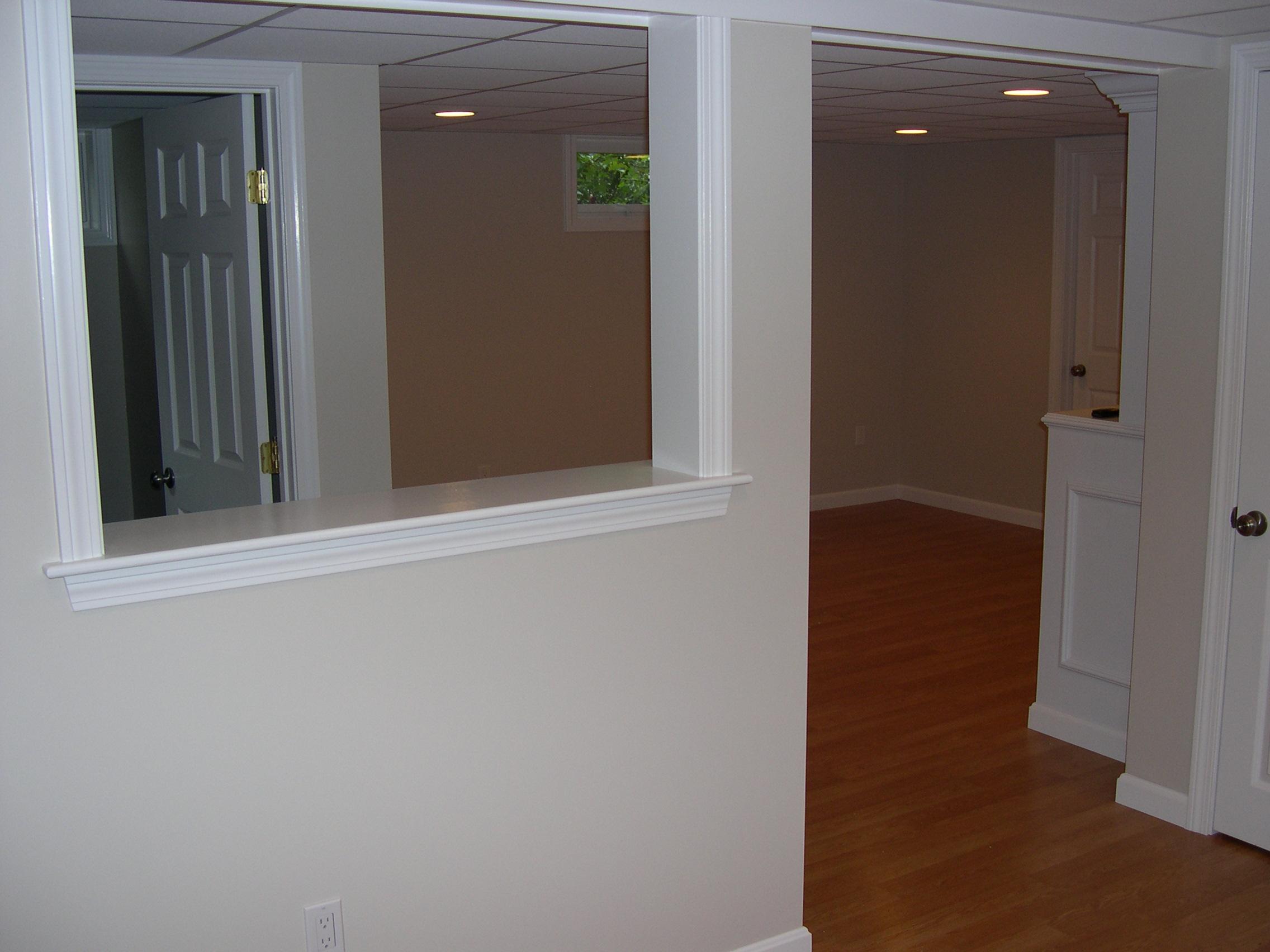 Living area basement concepts for Basement concepts